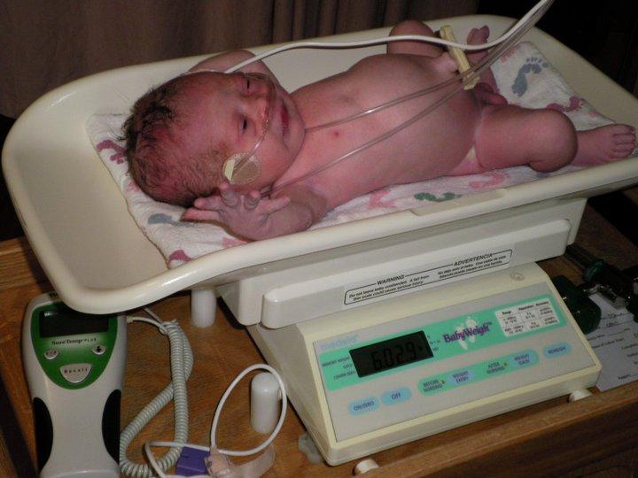 Birth Story (2/6)