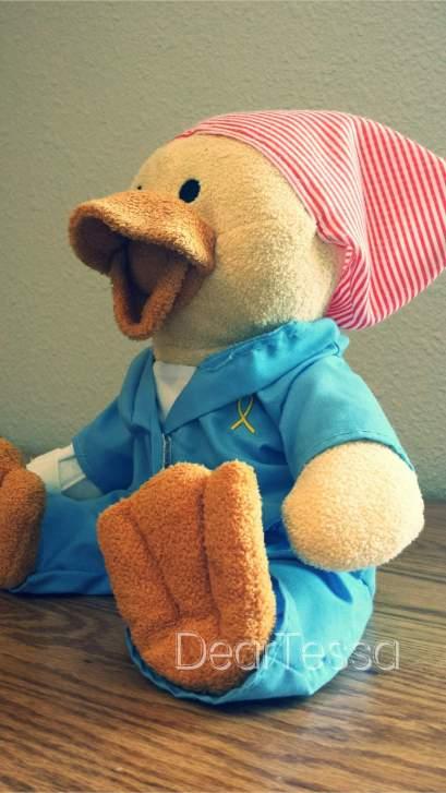 Chemo Duck 2