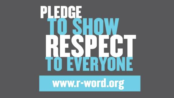 Pledge spread the word