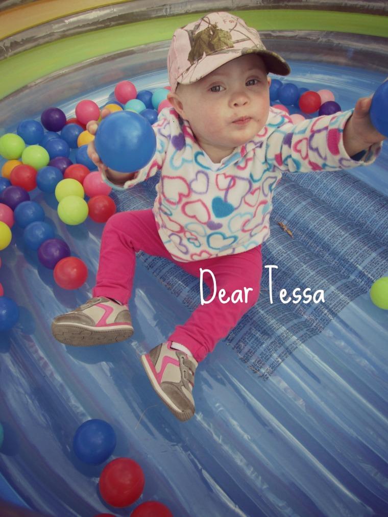 Tessa ball pit